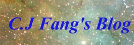 C.J Fang's Blog-技术宅拯救世界